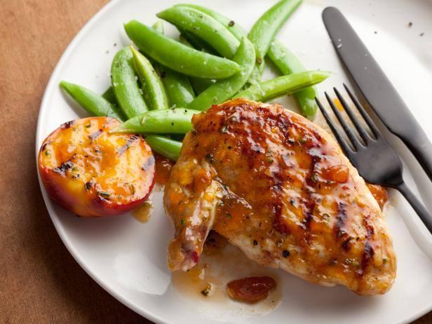 Φιλέτο κοτόπουλου με φασολάκια