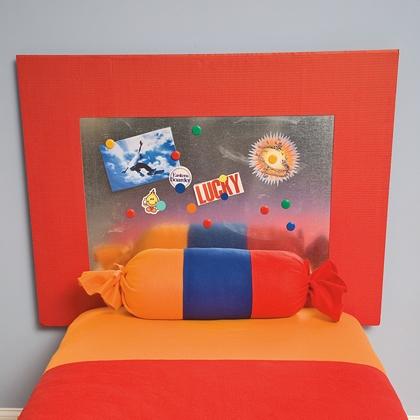 Διακόσμηση παιδικού δωματίου: ένα φανταστικό πάνελ για κεφαλάρι, που αλλάζει μορφές!