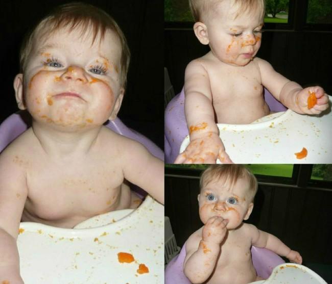 Συμβουλές για τα πρώτα γεύματα του παιδιού με κουτάλι!