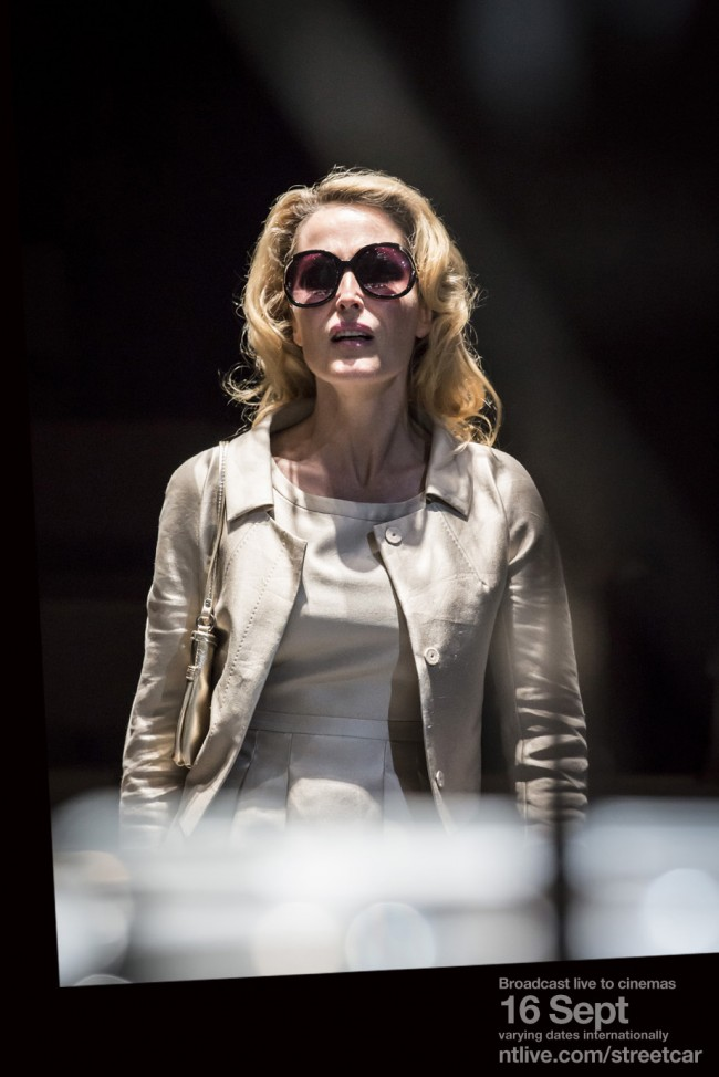 01 Blanche DuBois (Gillian Anderson). Photo by Johan Persson