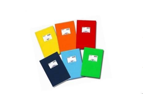 Το infokids.gr προσφέρει σε 2 μαθητές από ένα σετ 5 τετραδίων 50 φύλλων με πλαστικό εξώφυλλο (μπλε, πορτοκαλί, πράσινο, κόκκινο, κίτρινο)