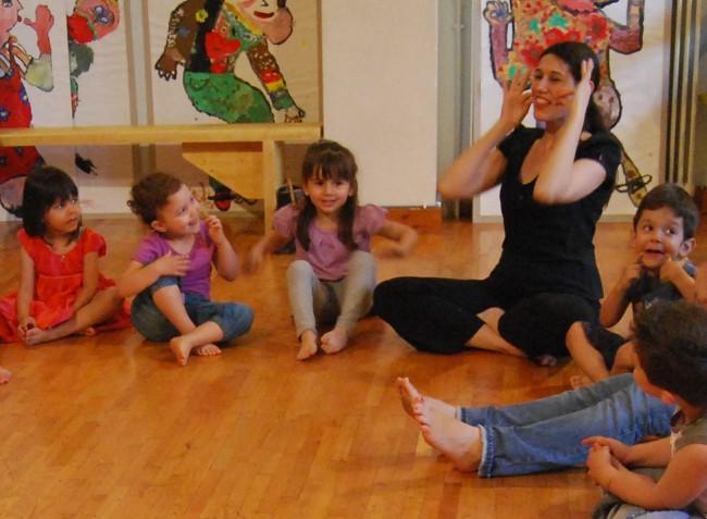 Μια ημέρα αφιερωμένη στα παιδικά εργαστήρια των Μορφών Έκφρασης (27/9)