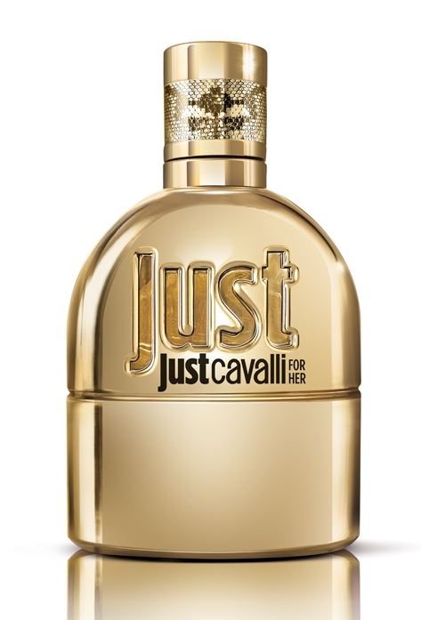 JUST CAVALLI GOLD Her_bottle shot_lr