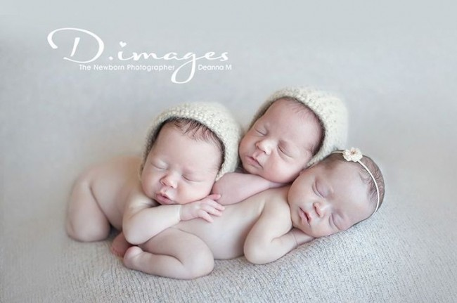 Newborn-Triplet-Photographs-25