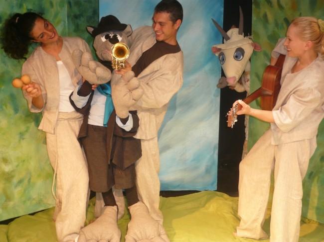 Κερδίστε 5 διπλές προσκλήσεις για την κουκλοθεατρική παράσταση «Ο Λύκος και τα Εφτά Κατσικάκια» στο Χώρο Τέχνης Ασωμάτων (28/9)