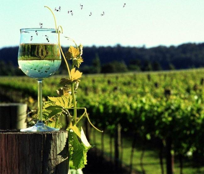 ποτήρι κρασί
