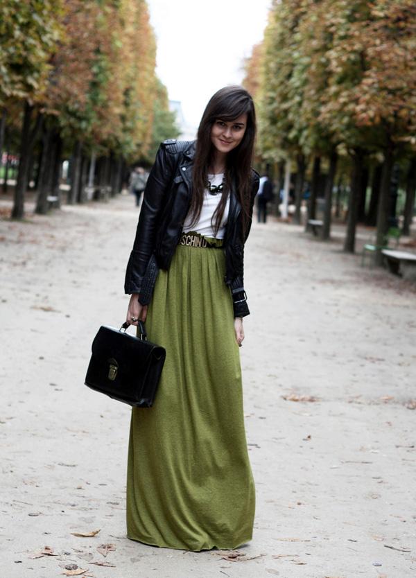 Women-skirt-trend-full-length-skirt-fashion-trend