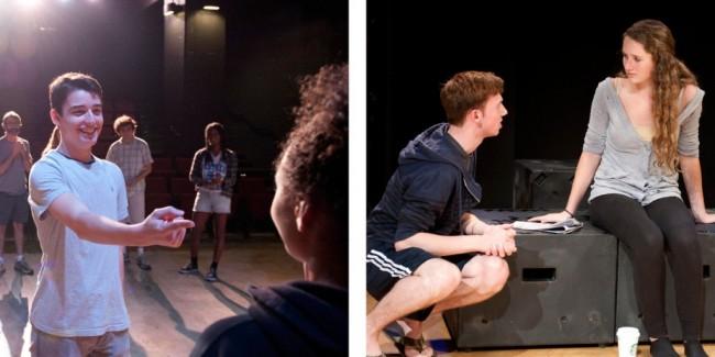 Έφηβοι και ενήλικες διδάσκονται τις αρχές του θεάτρου στο Τόπος Αλλού (από 3/10)