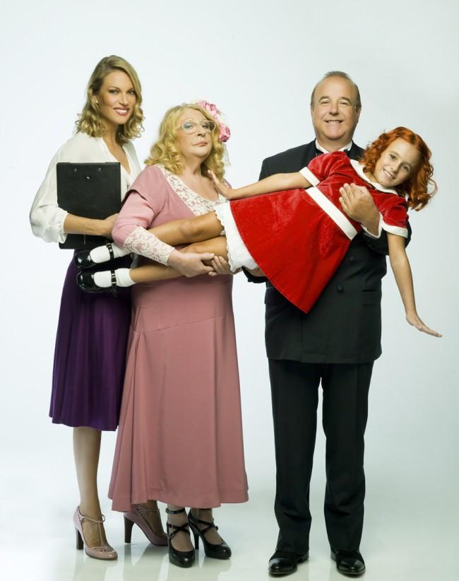 Κερδίστε έξι διπλές προσκλήσεις για το οικογενειακό μιούζικαλ «Annie» στο Θέατρο Ακροπόλ (14, 15 &16/10)