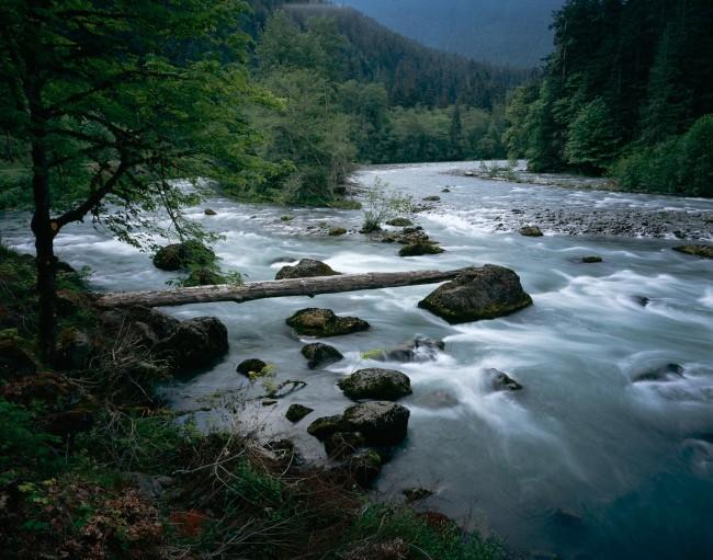 Η ρύπανση της ατμόσφαιρας «φουσκώνει» τα ποτάμια