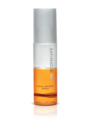 SATINIQUE Dual Defend Spray