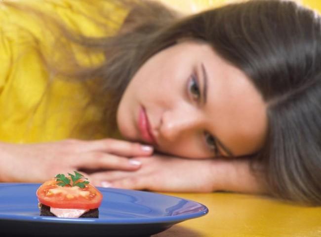 Teenage Anorexia