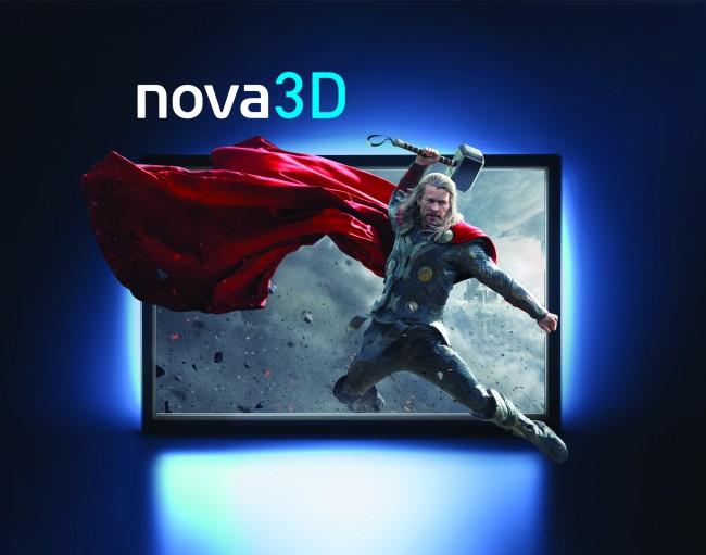 Thor 2-Σκοτεινός Κόσμος 3D