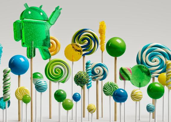 Android 5.0 Lollipop: Το νέο λειτουργικό σύστημα της Google για smartphones