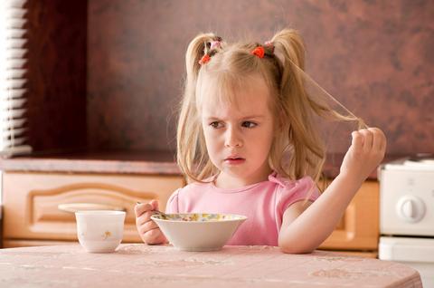 Βάλτε τα όσπρια στο πιάτο των παιδιών!