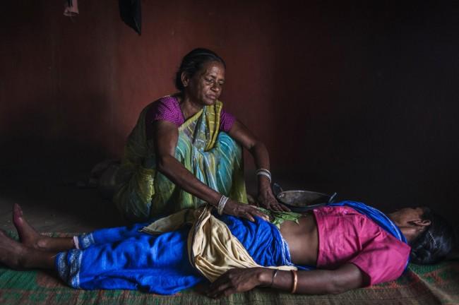 india death women