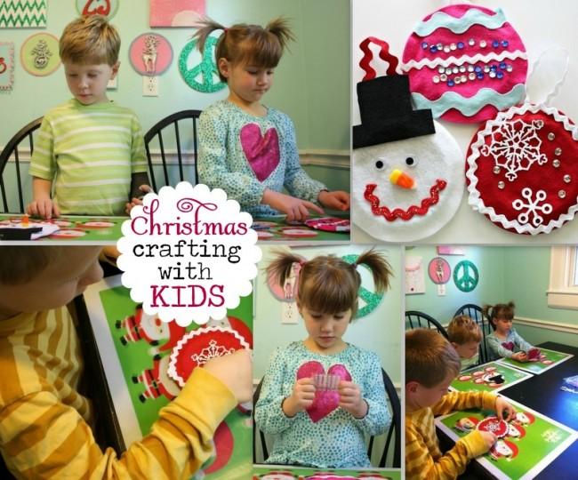 Kids-Craft-Making-Christmas-Ornaments