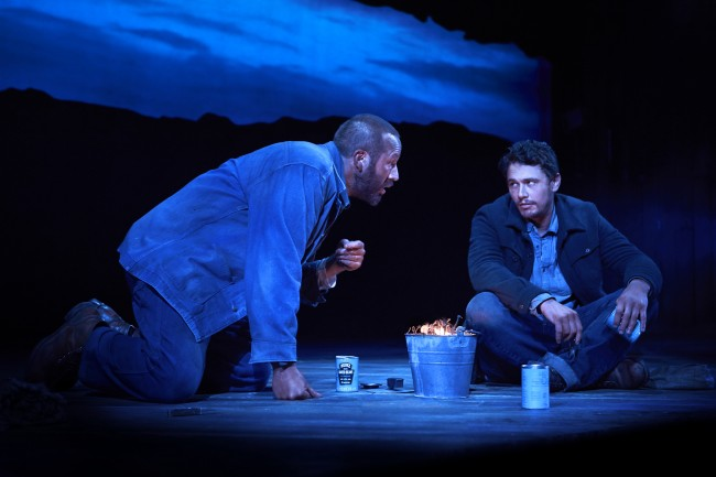 O'Dowd, Franco--OF MICE AND MEN_ Photo by Richard Phibbs