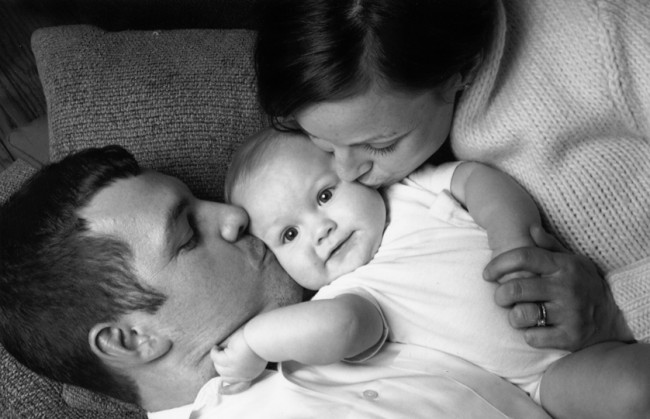 Parents-and-Baby