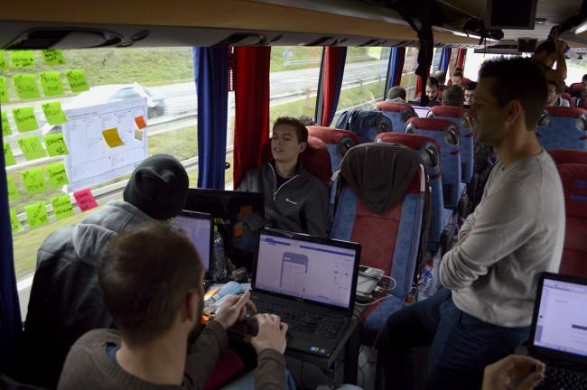 Startup Bus Greece 1