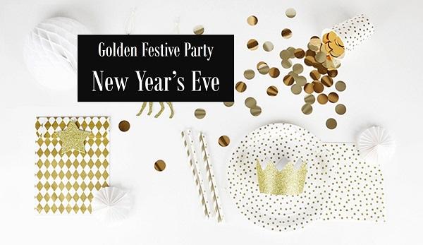 golden Festive Party