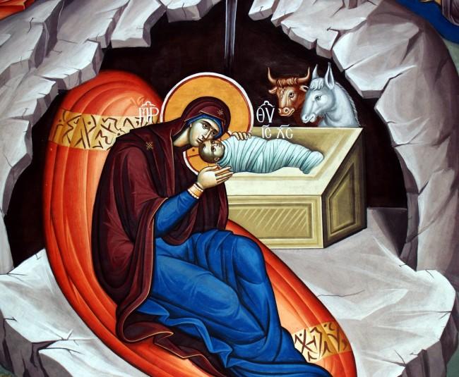 η γεννηση του Χριστού