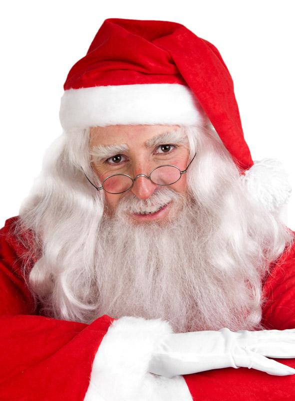 Το Πρωτοχρονιάτικο μακιγιάζ του Αγίου Βασίλη- Όλα όσα πρέπει να κάνει ο μπαμπάς για να φέρει τα δώρα στα παιδιά