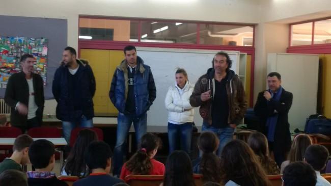 Οι μαθητές του 2ου Δημοτικού Σχολείου Γλυκών Νερών συνάντησαν σπουδαίους Έλληνες αθλητές στα πλαίσια του Κοινωνικού Σχολείου