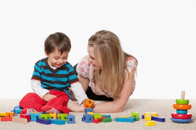 Παιδί παίζουν Πινάκιο 2