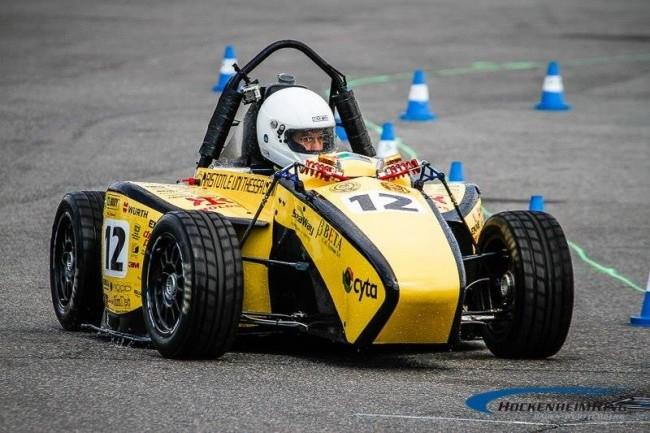 Formula Student Germany 2014- Hockenheimring- Wetpad