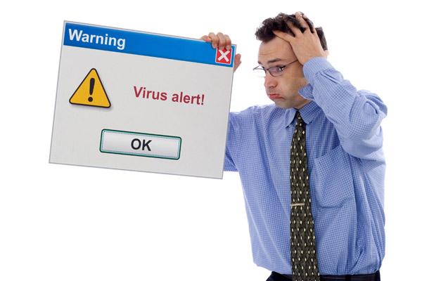Computer-virus-alert