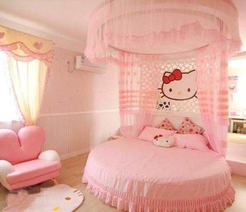 Ανοιξιάτικη Διακόσμηση Hello Kitty για ένα χαρούμενο παιδικό δωμάτιο – Ας καλωσορίσουμε την Άνοιξη!