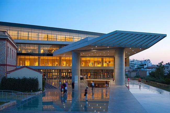 Δωρεάν η είσοδος στο Μουσείο Ακρόπολης την 25η Μαρτίου