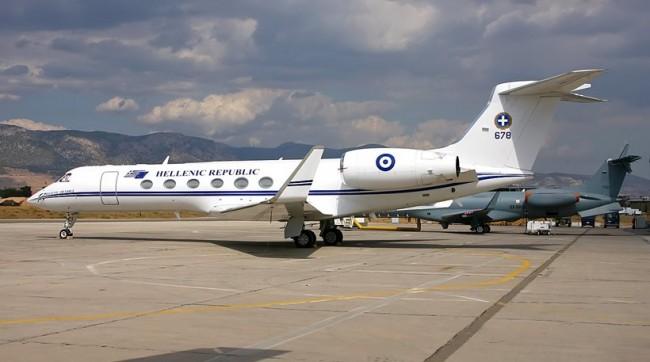 Επείγουσα αεροδιακομιδή παιδιού με το πρωθυπουργικό αεροσκάφος στο Ανόβερο της Γερμανίας