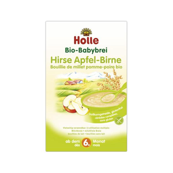 holle-bio-babybrei-hirse-apfel-birne-250g