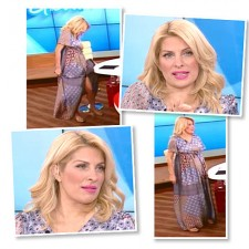 24f75433193 Τα ρούχα εγκυμοσύνης που αγαπά η Ελένη Μενεγάκη
