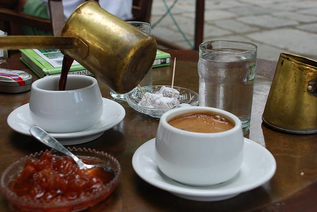 ελληικός καφες