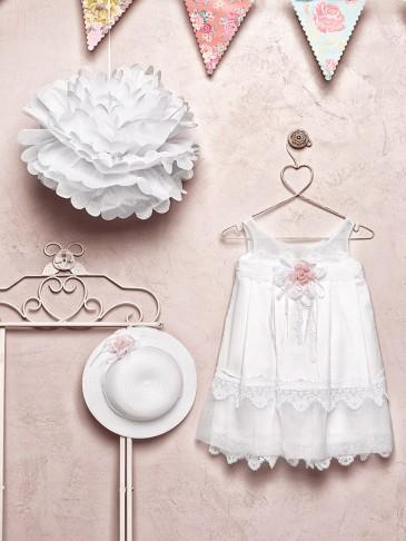 Κitten φόρεμα empire 129,60 € Καπέλο 27,60 €