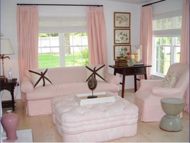 Coastal-Pink-Living-Room