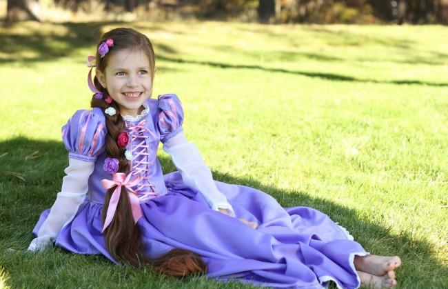 Η ιστορία της 5χρονης που πάσχει από το «Σύνδρομο της Ραπουνζέλ»