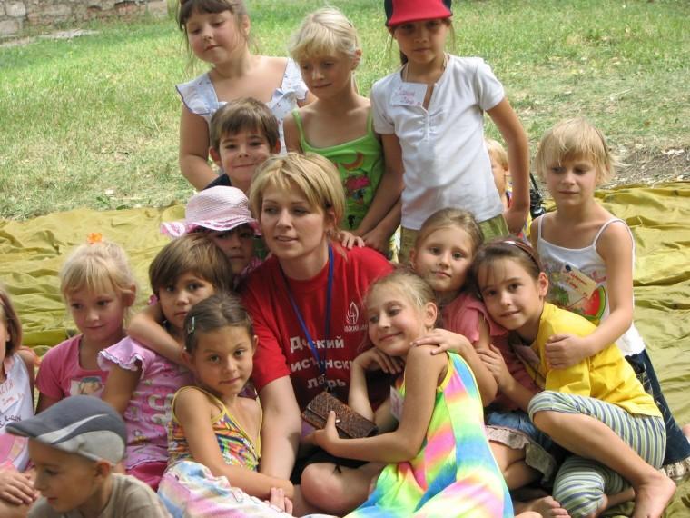 παιδική κατασκήνωση