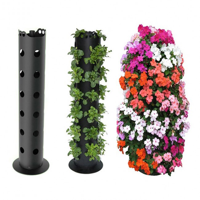 1-flower-tower-vertical-planter