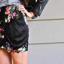 15 floral φούστες για άκρως καλοκαιρινές εμφανίσεις cfeef78ed81