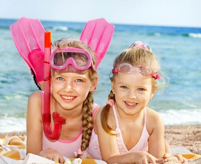 Παιχνίδια στη θάλασσα: 3+1 δημιουργικές δραστηριότητες για τα παιδιά