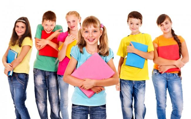 bigstock-Group-of-happy-teen-school-chi-43997455