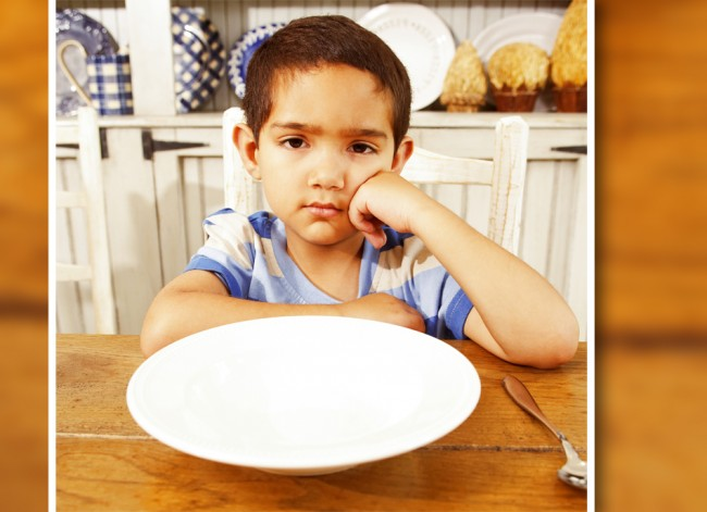 small-child-boy-plate-dining-table