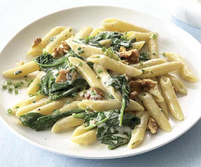 pasta-with-gorgonzola