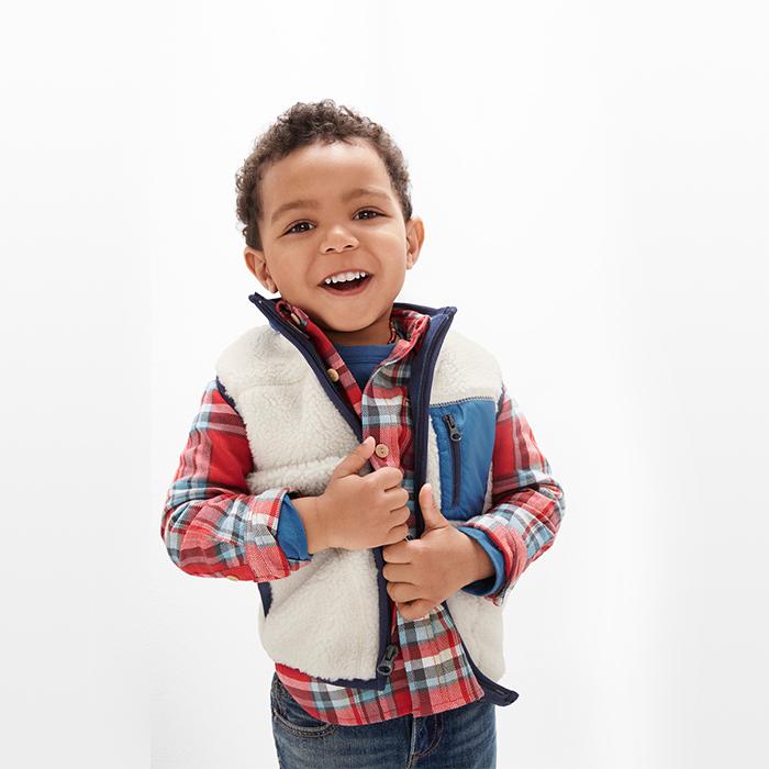 Τα πιο ζεστά και όμορφα παιδικά ρούχα 6588f7d9773