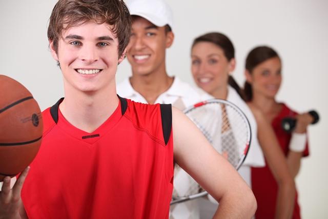 Sports Teens(5)