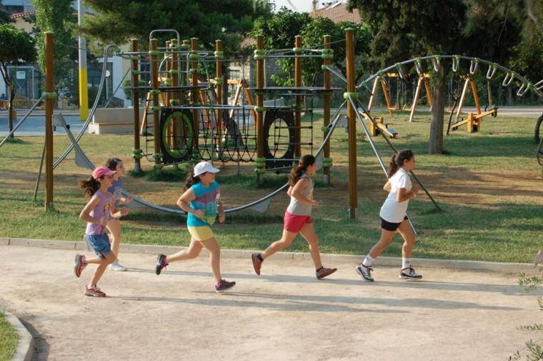 4853ba4a448 Παιδιά, ελάτε να παίξουμε και να αθληθούμε στο πάρκο! Ένα πρωτοποριακό  πρόγραμμα ...
